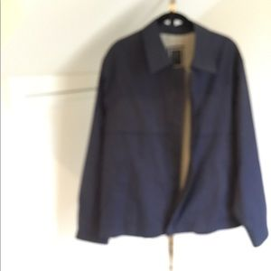 Christian Dior Monseur sport Jacket size 40R Navy